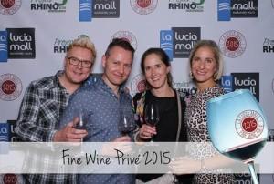 FIne Wine Prive 2015   GlamCam KZN Events