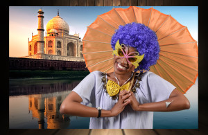 Cool Things You Can Do With Green Screen Photography | GlamCam