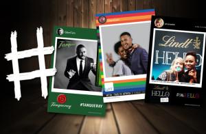 Hashtag Print Studio | Hashtag Print Photo Booth | GlamCam