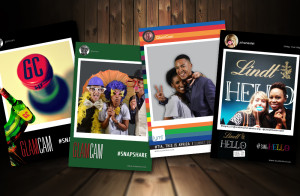 Hashtag Printing | Photo Booth And On-site Printing | GlamCam