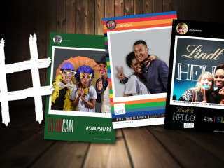 Hashtag Print Stations