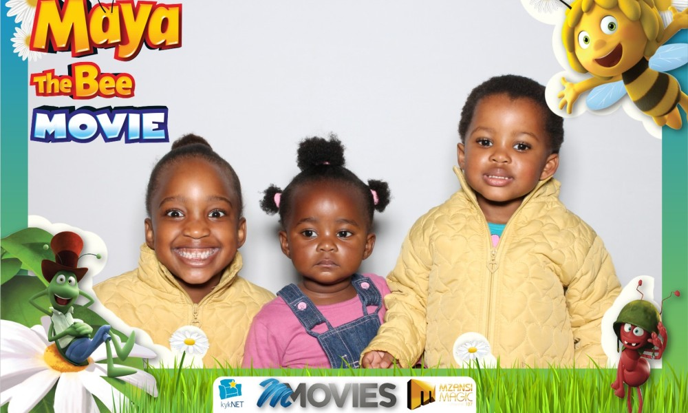 Maya The Bee Movie Premier Event