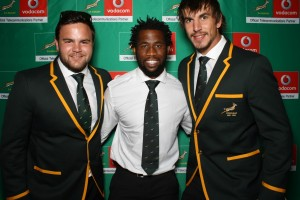 Rugby World Cup 2015 - Springboks Send-Off