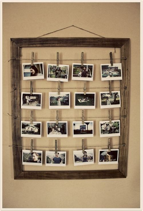 Photo Booth Pics Picture Frame | GlamCam