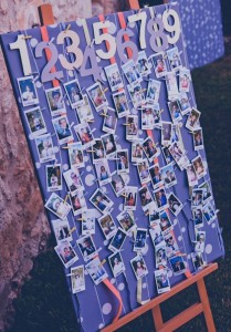 Pinboard Photo Booth Photo Display | GlamCam