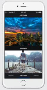 Instasize Camera App | GlamCam