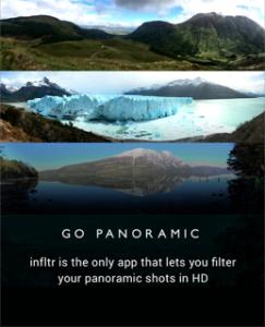 Infltr Filter Camera App | GlamCam