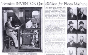 History of the Photo Booth | GlamCam