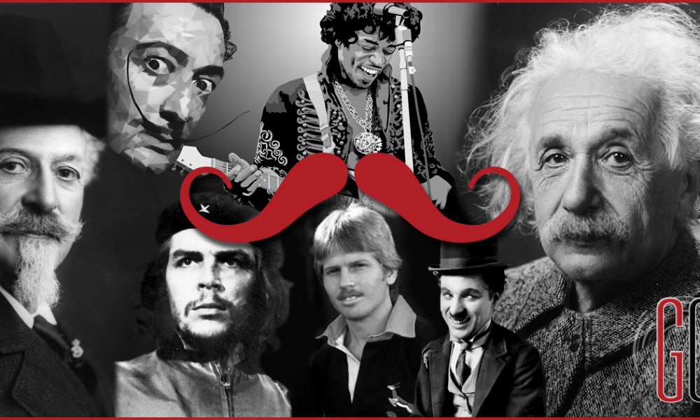 Historic Moustaches Worthy Of Movember