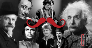 Historic Moustaches Worthy Of Movember | GlamCam