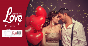 Capture Your Love | Event Photo Booths | GlamCam