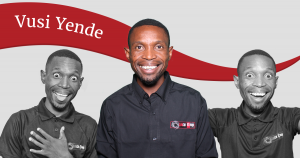 Meet GlamCam Photo Booth Rental & Field Manager, Vusimuzi Yende