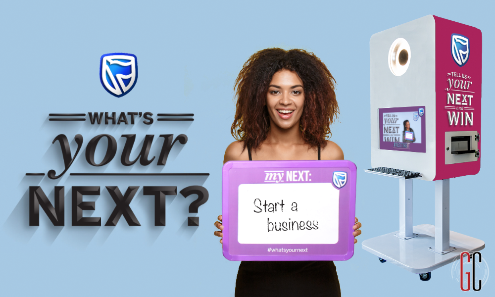 What's Your Next Standard Bank Activation