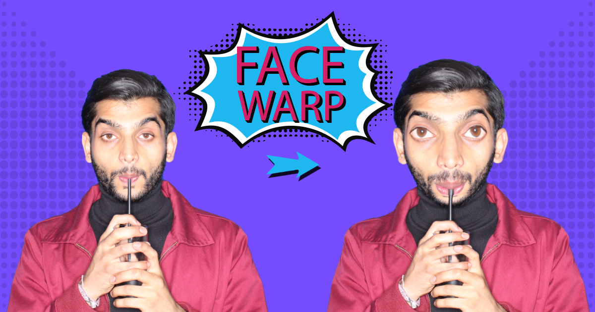 Face Warp Photo Filter