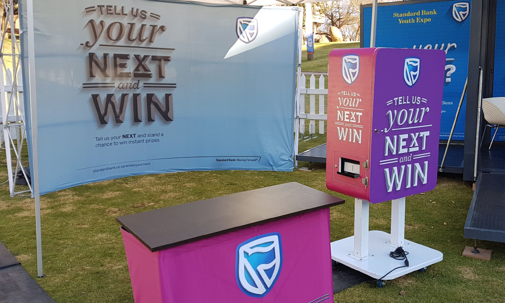 Standard Bank NEXT Activation