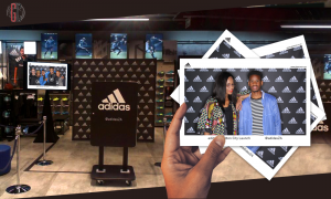 Adidas - Slick Branded Experiential Activation