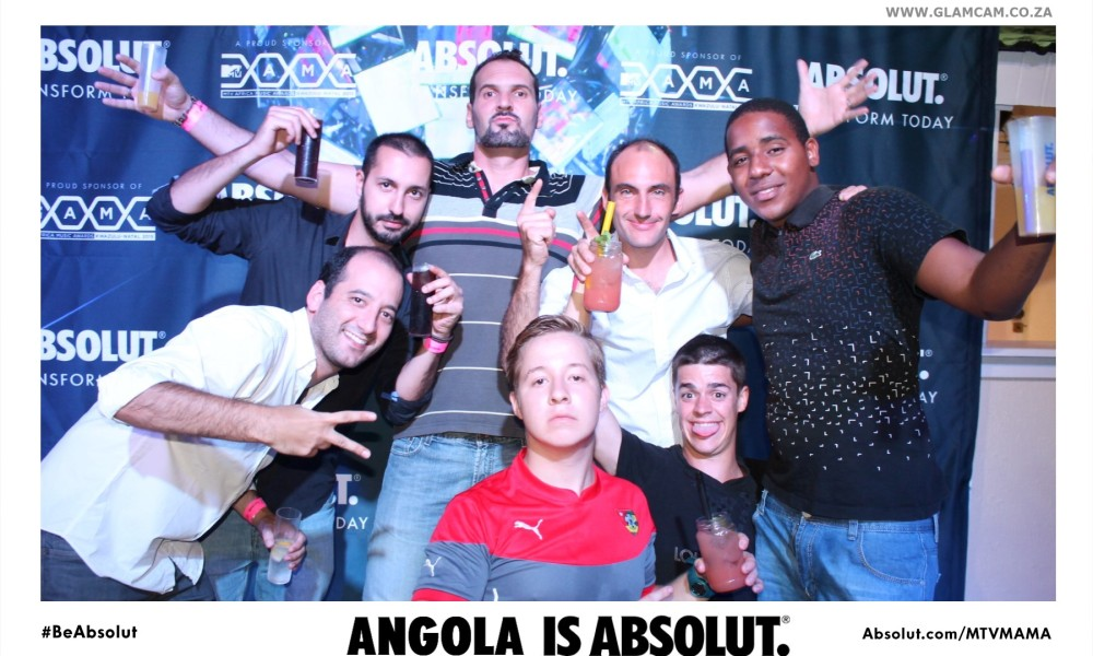 Absolut MTV Mama Roadshow Event In Angola
