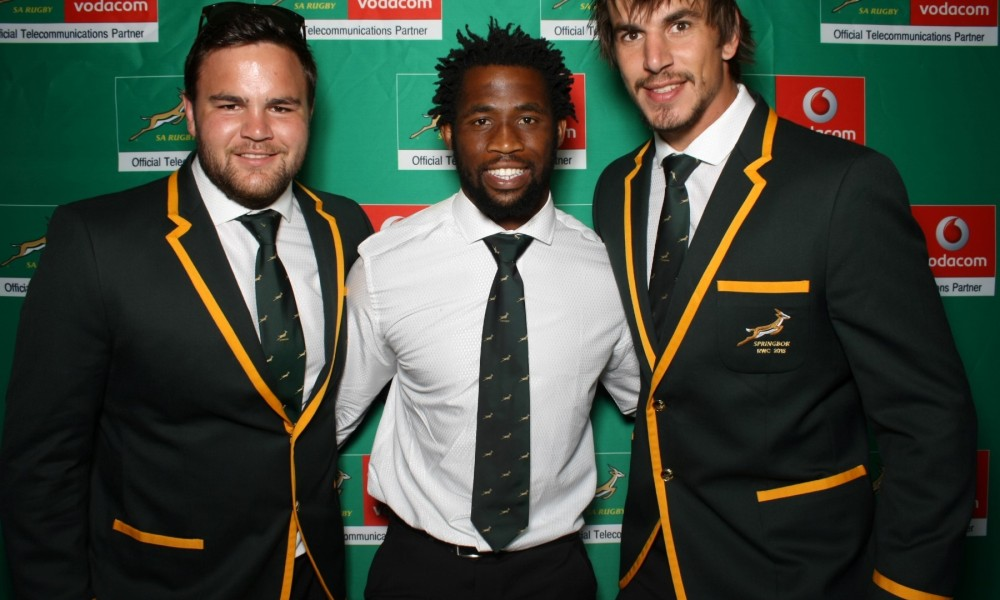 Rugby World Cup 2015 – Springbok Send-Off