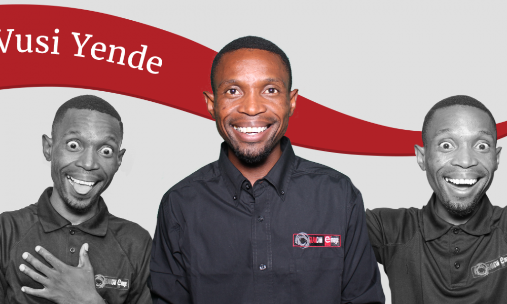 Meet Photo Booth Rental & Field Manager, Vusi